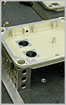 High Speed CNC Milling of Aluminum Control Housing for the Aerospace Industry